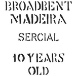 Wine Broadbent 10 Year Old Sercial Madeira