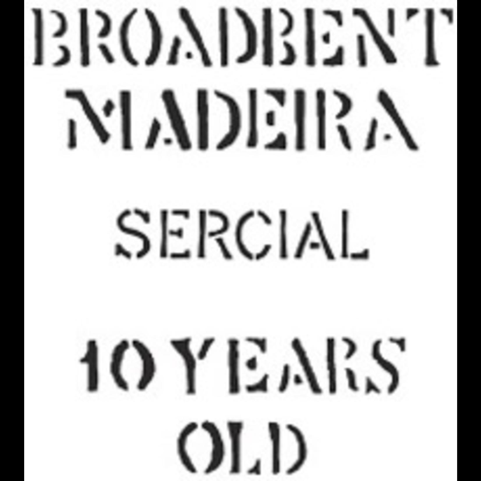Wine Broadbent 10 Year Old Sercial Madeira