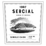 Wine Broadbent Single Cask Sercial Madeira Cask No 017 1997 500ml