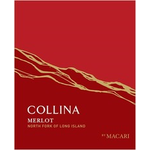 Wine Macari Vineyards Merlot Collina North Fork of Long Island