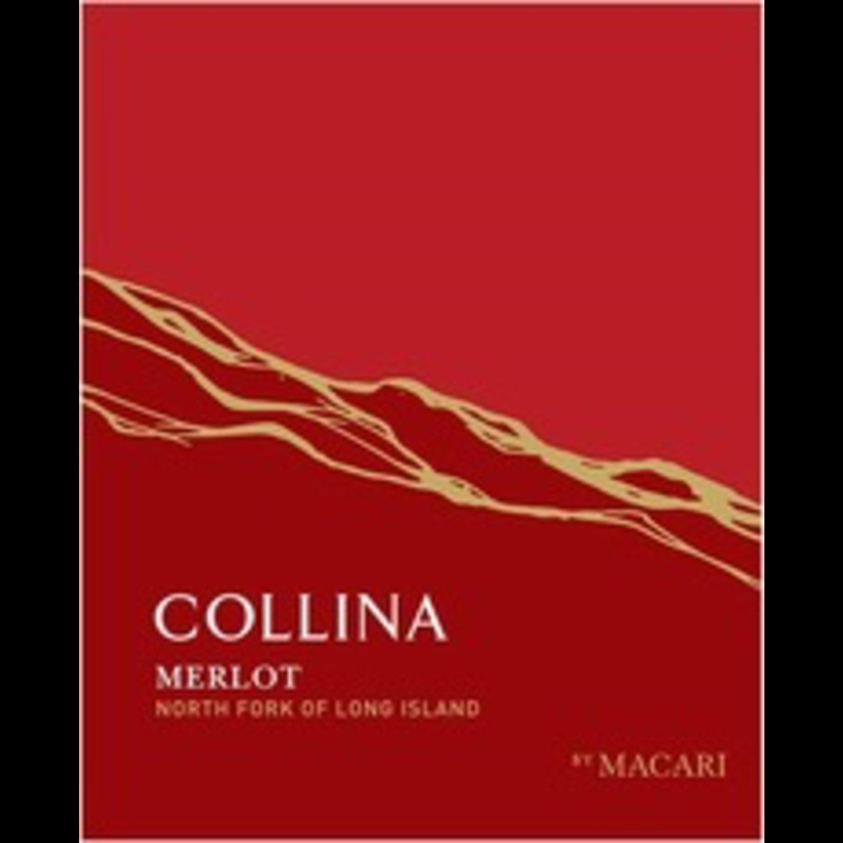 Macari Vineyards Merlot Collina North Fork of Long Island