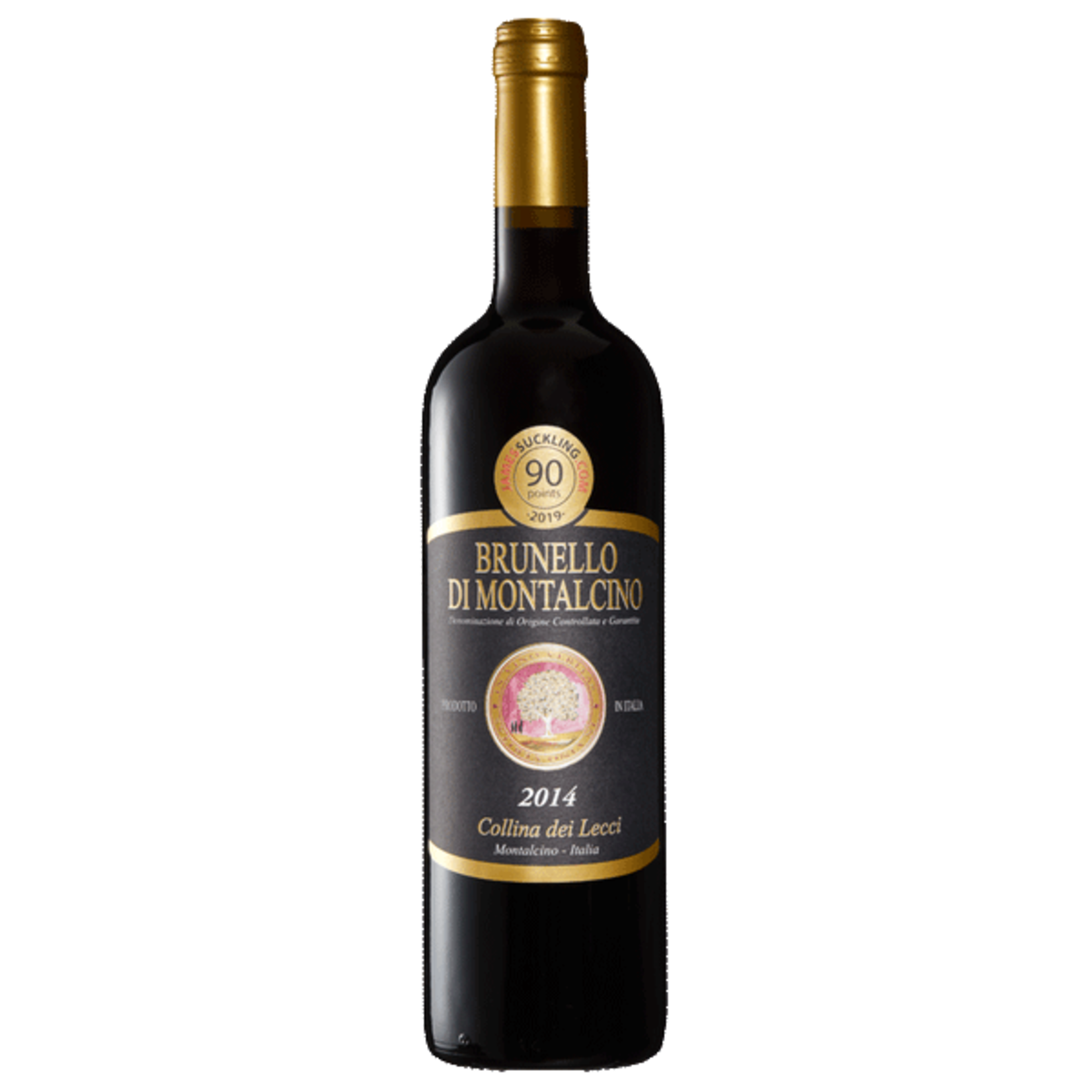 Wine Collina dei Lecci Brunello di Montalcino 2014