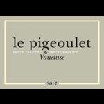 Wine WB-Brunier Henri Le Pigeoulet Rouge Vacleuse 2018