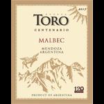 Bodega Toro Centenario Malbec 2019