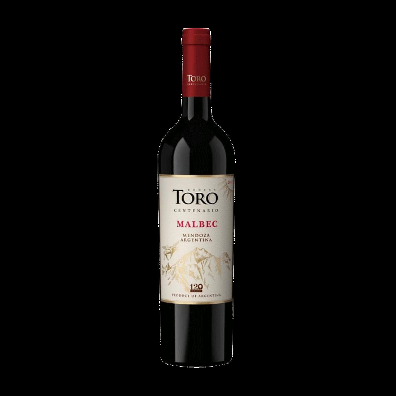 Wine Bodega Toro Centenario Malbec 2020