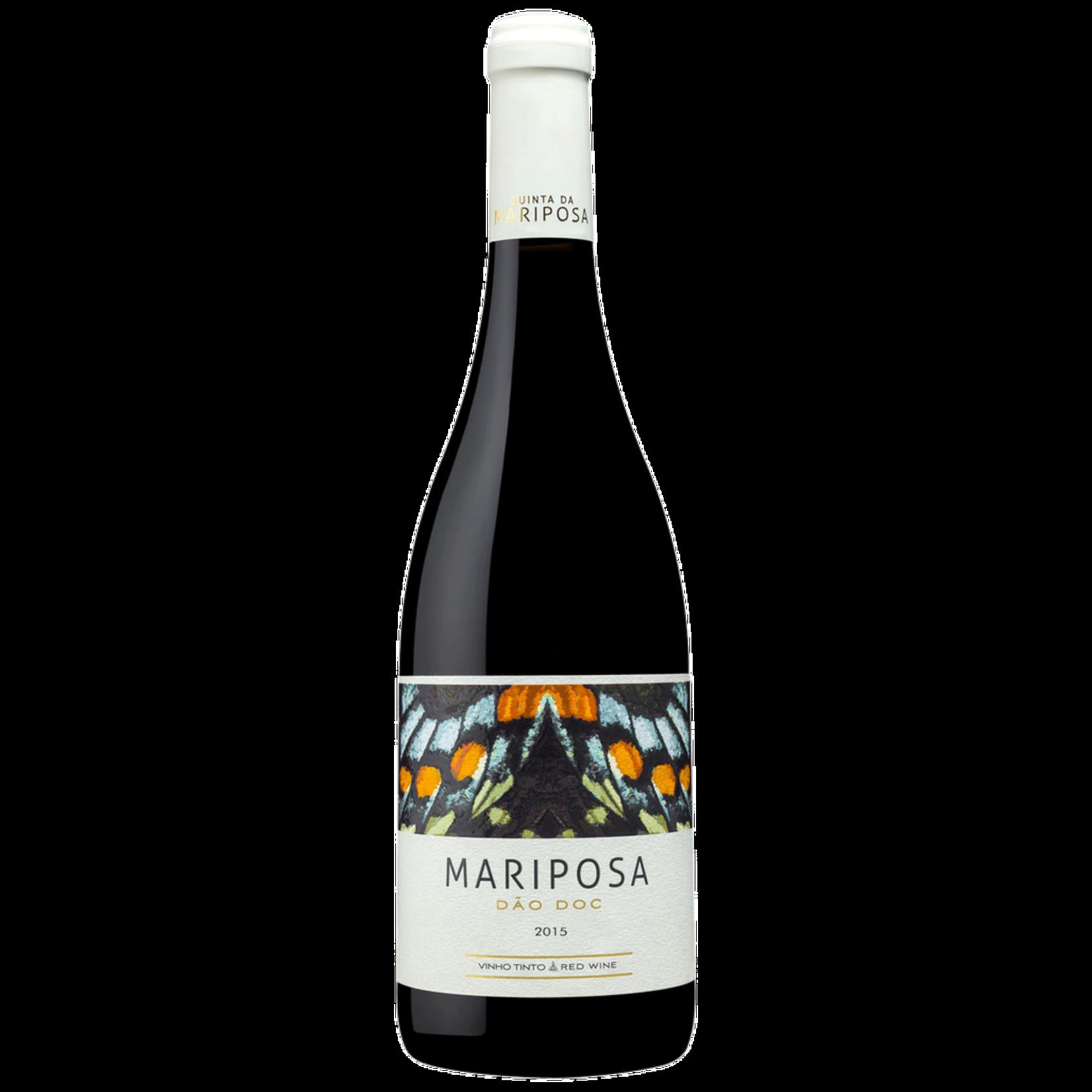 Wine Quinta da Mariposa Red 2015