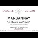 Wine Domaine Coillot Pere et Fils Marsannay La Charme aux Pretres 2018