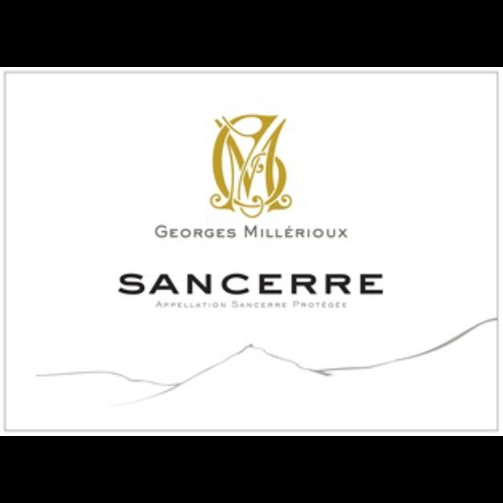 Georges Millerioux Sancerre Rouge 2018