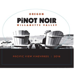 Wine Pacific View Vineyards Pinot Noir