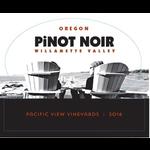 Wine Pacific View Vineyards Pinot Noir