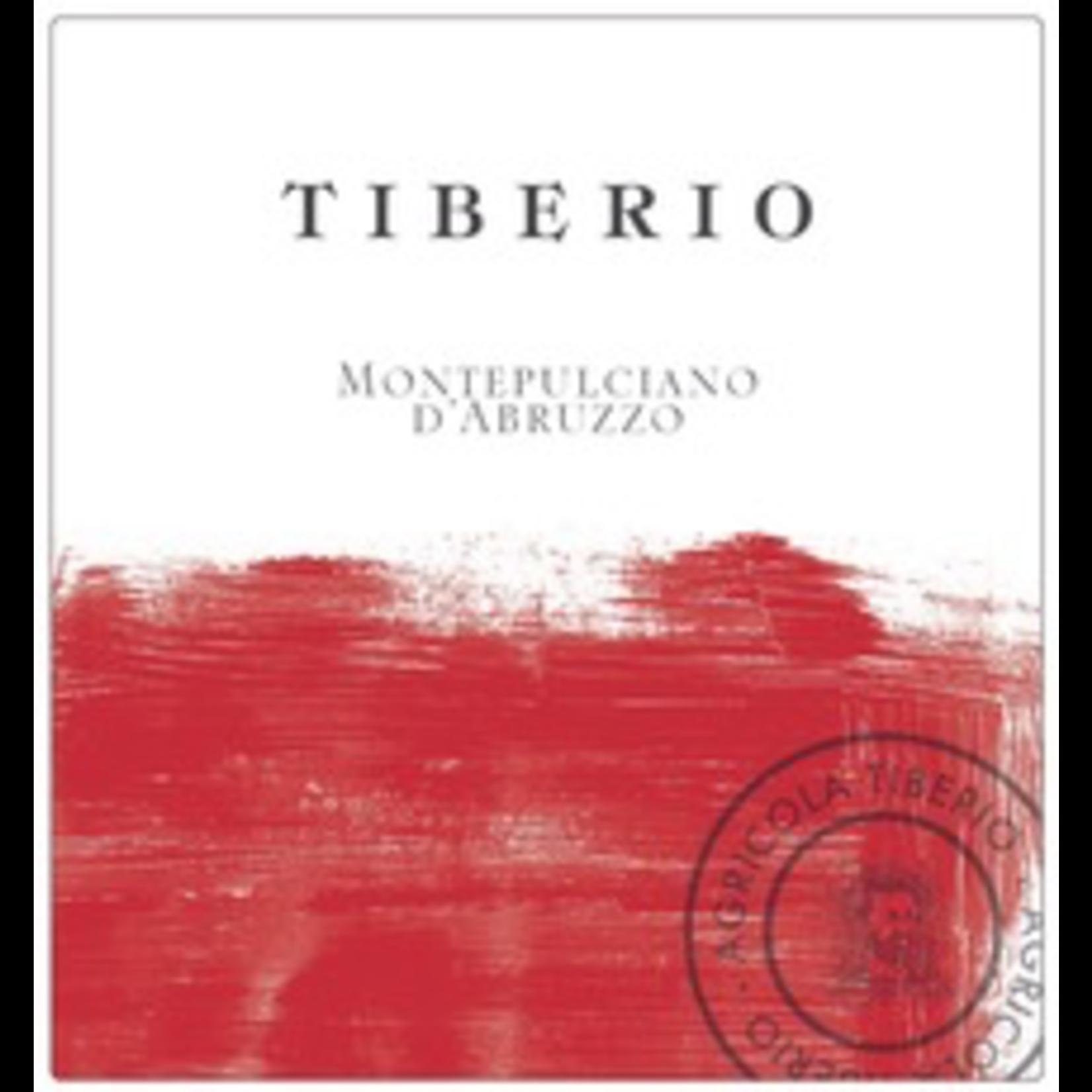Wine Tiberio Montepulciano d'Abruzzo 2018