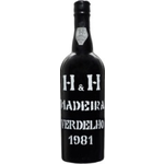 Wine Henriques and Henriques, 1981 Madeira Verdelho
