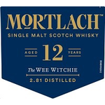 Mortlach Single Malt Scotch 12 Year The Wee Witchie