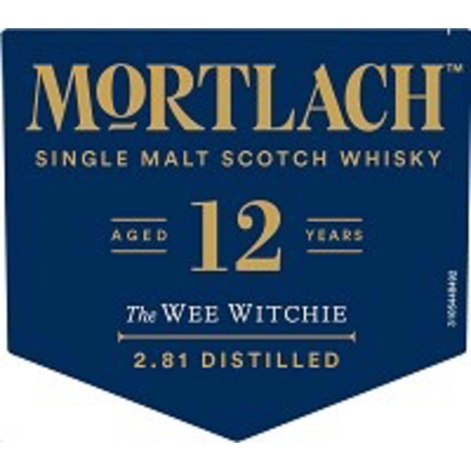 Spirits Mortlach Single Malt Scotch 12 Year The Wee Witchie