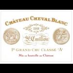 Wine Chateau Cheval Blanc, Saint-Emilion 2008 1.5 L