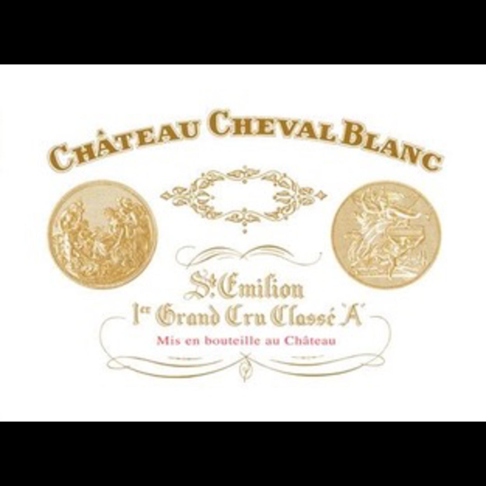 Wine Chateau Cheval Blanc, Saint-Emilion 1977