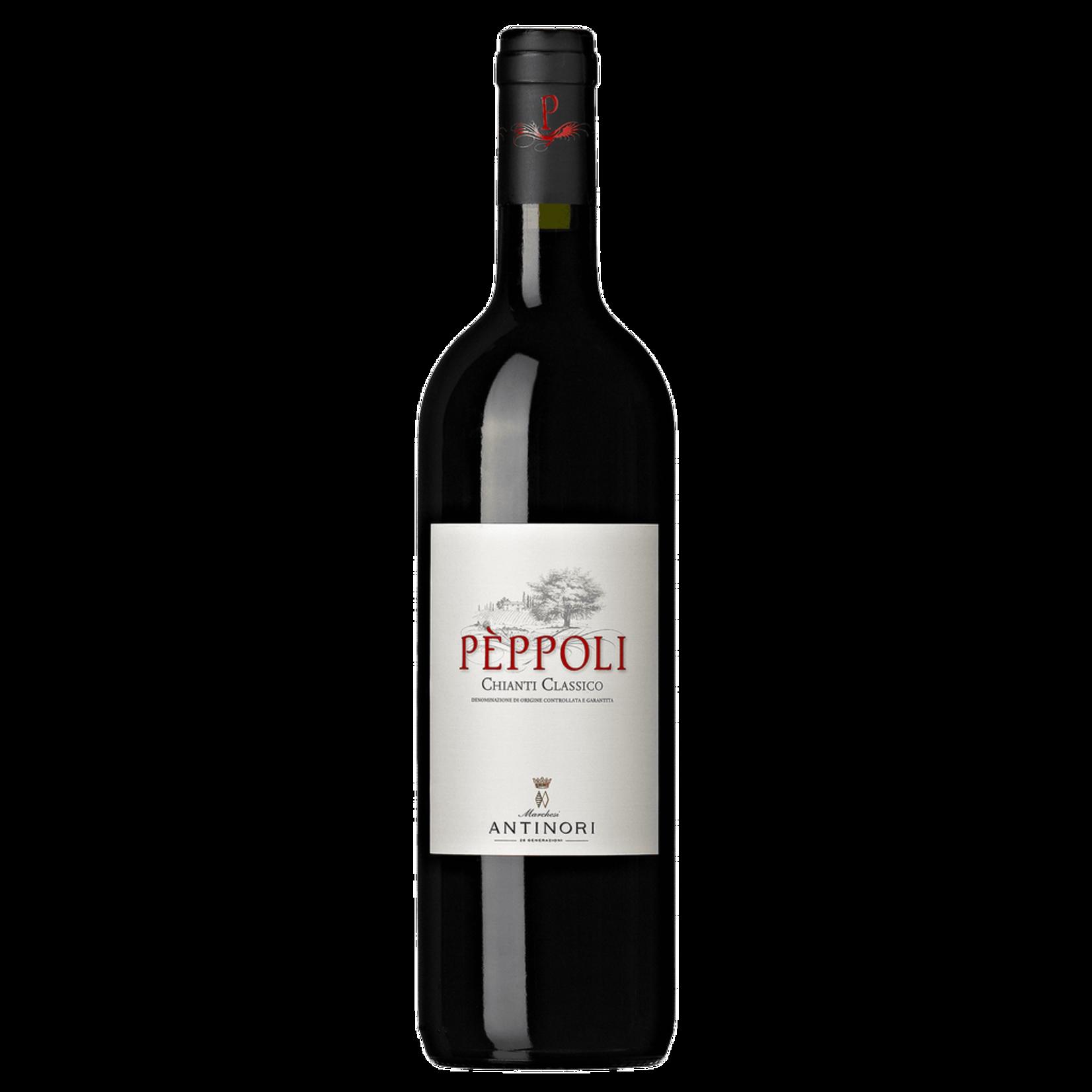 Wine Antinori Chianti Classico Peppoli 2017