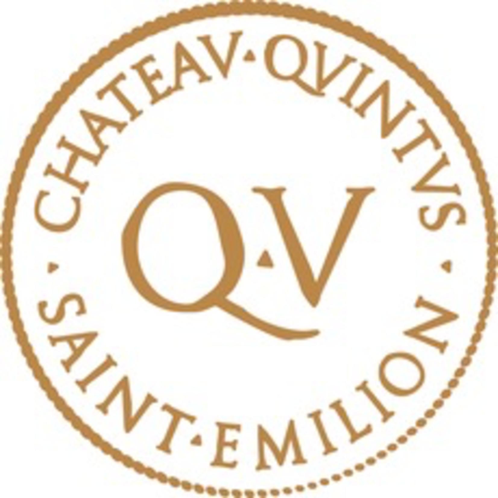 Wine Chateau Quintus, Saint-Emilion 2014