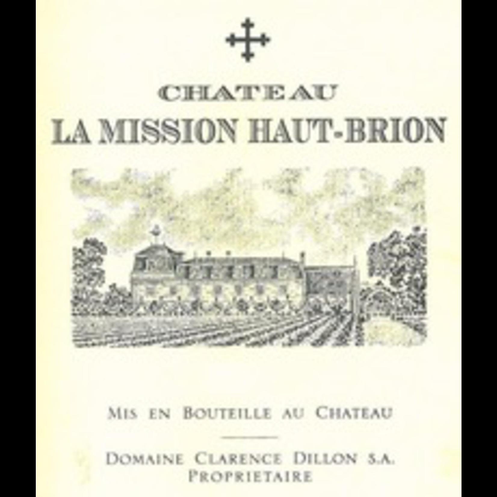 Wine Chateau La Mission Haut-Brion 2010