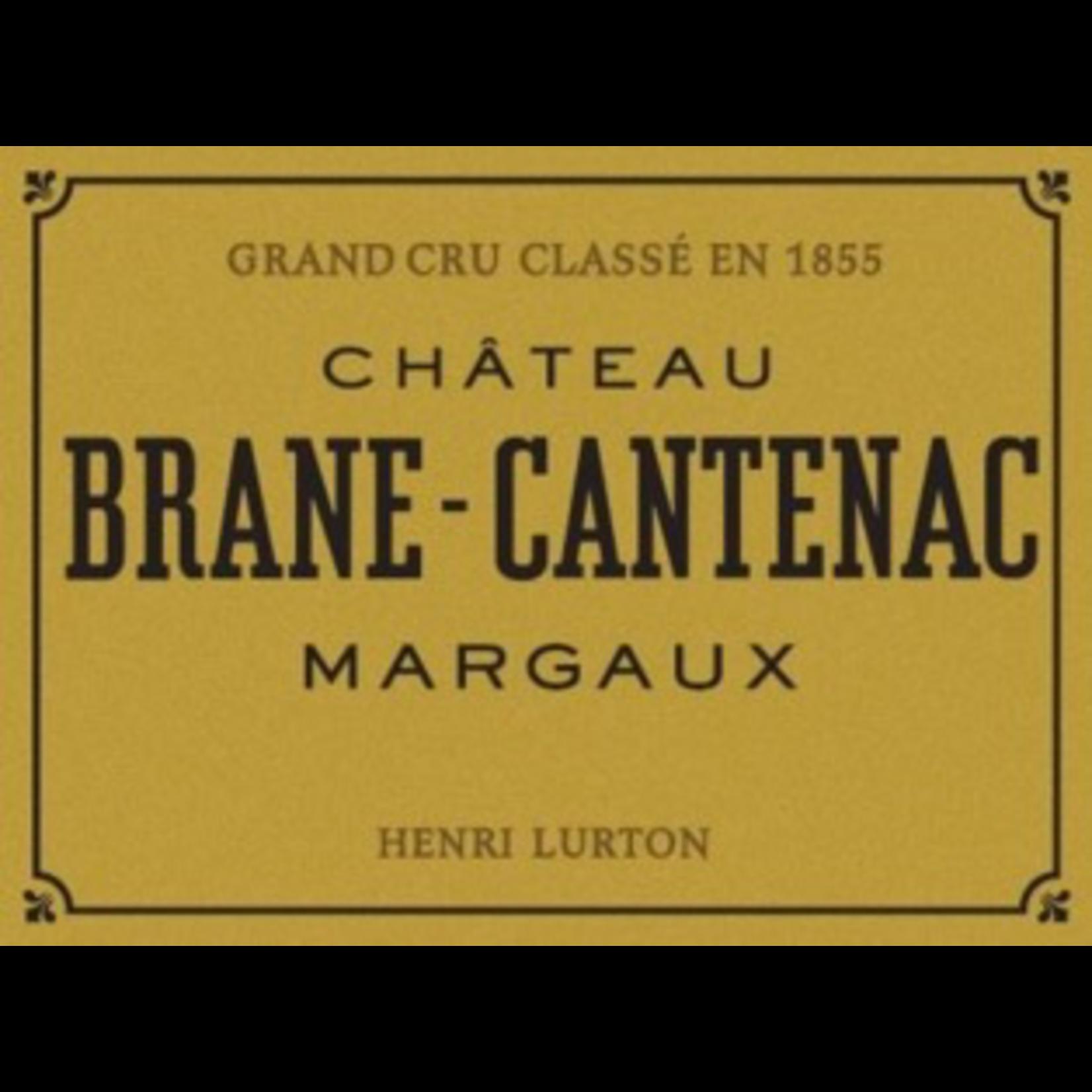 Wine Chateau Brane-Cantenac 2014 375ml
