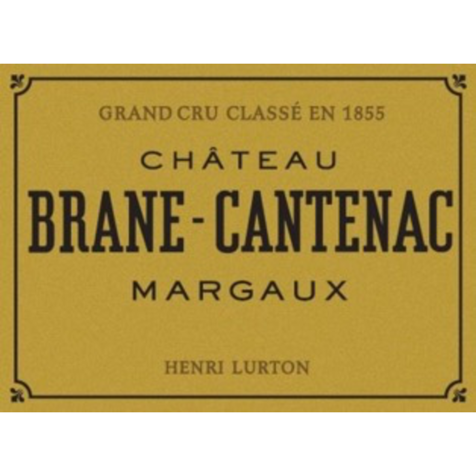Wine Chateau Brane-Cantenac 2009