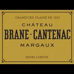 Wine Chateau Brane-Cantenac Margaux 1986