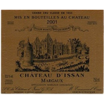Chateau d'Issan Margaux 2001