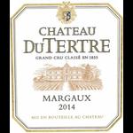 Wine Chateau du Tertre Margaux 2014