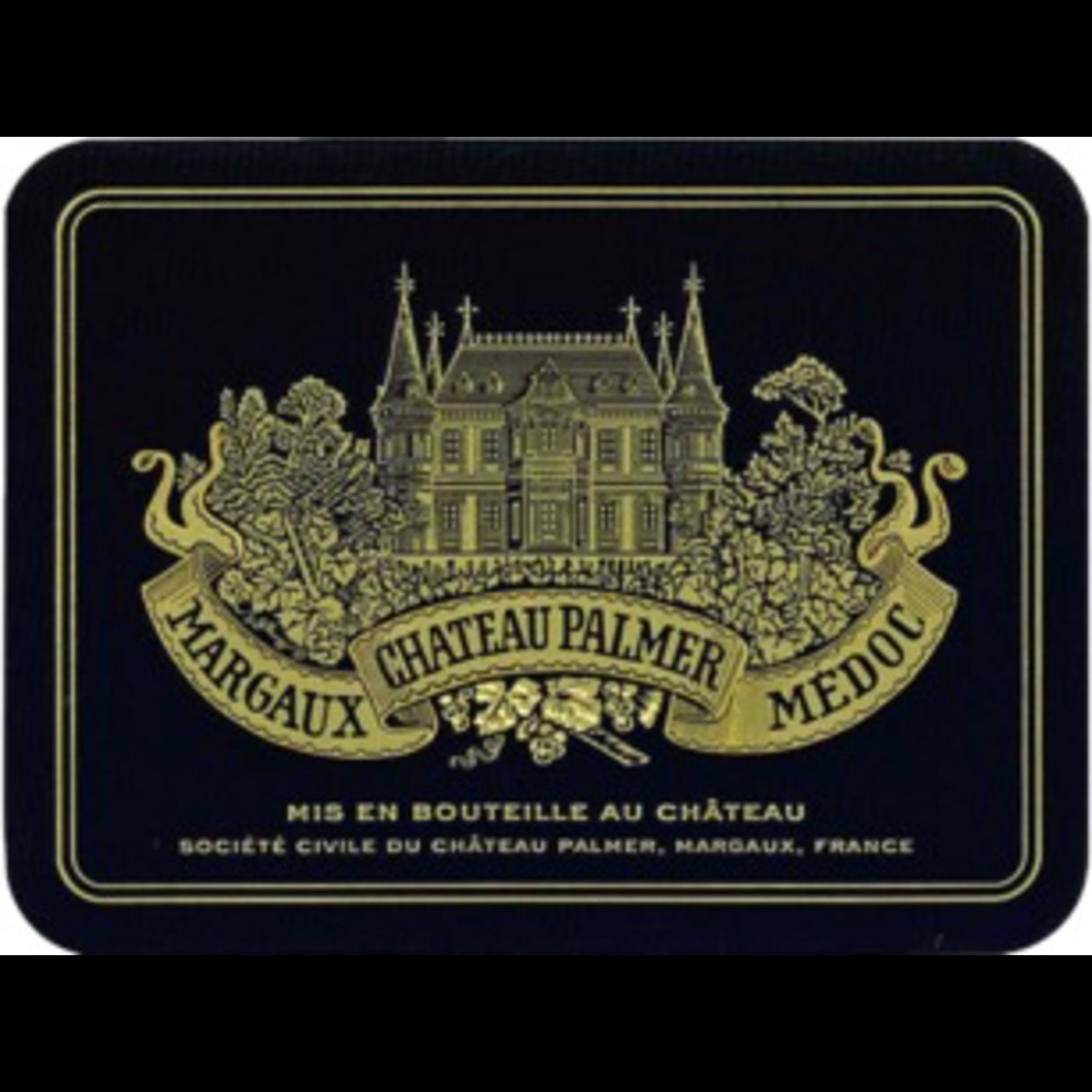Wine Chateau Palmer 2014