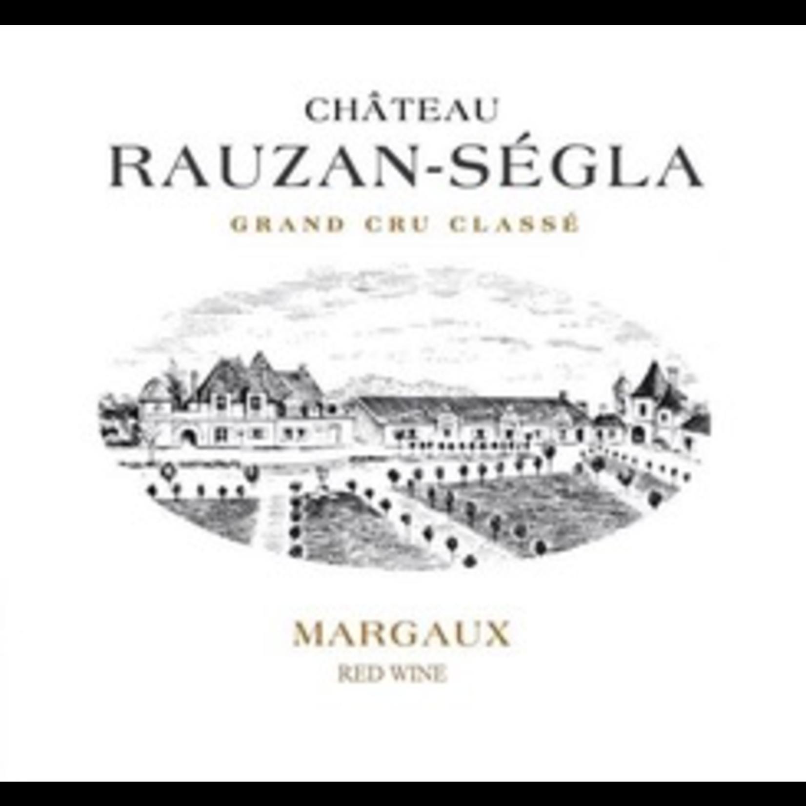 Wine Chateau Rauzan-Segla 1990