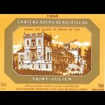 Wine Chateau Ducru Beaucaillou 1996