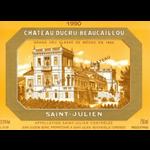 Wine Chateau Ducru Beaucaillou 1990