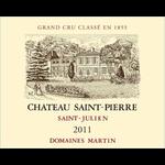 Wine Chateau Saint Pierre 2004