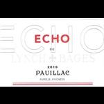 Chateau Echo de Lynch Bages 2018 375ML