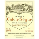 Wine Chateau Calon Segur 1990