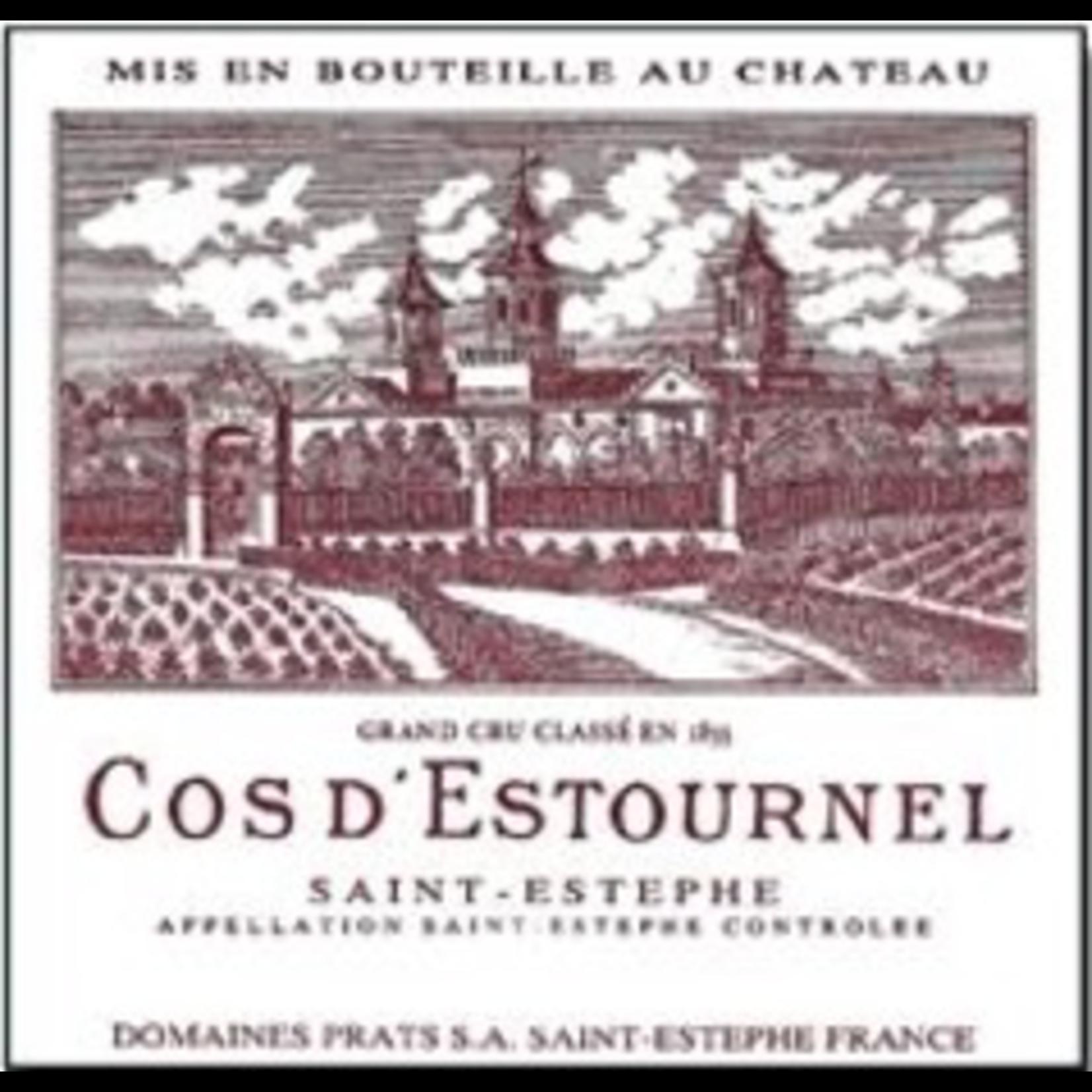 Wine Cos d'Estournel 1989 5L