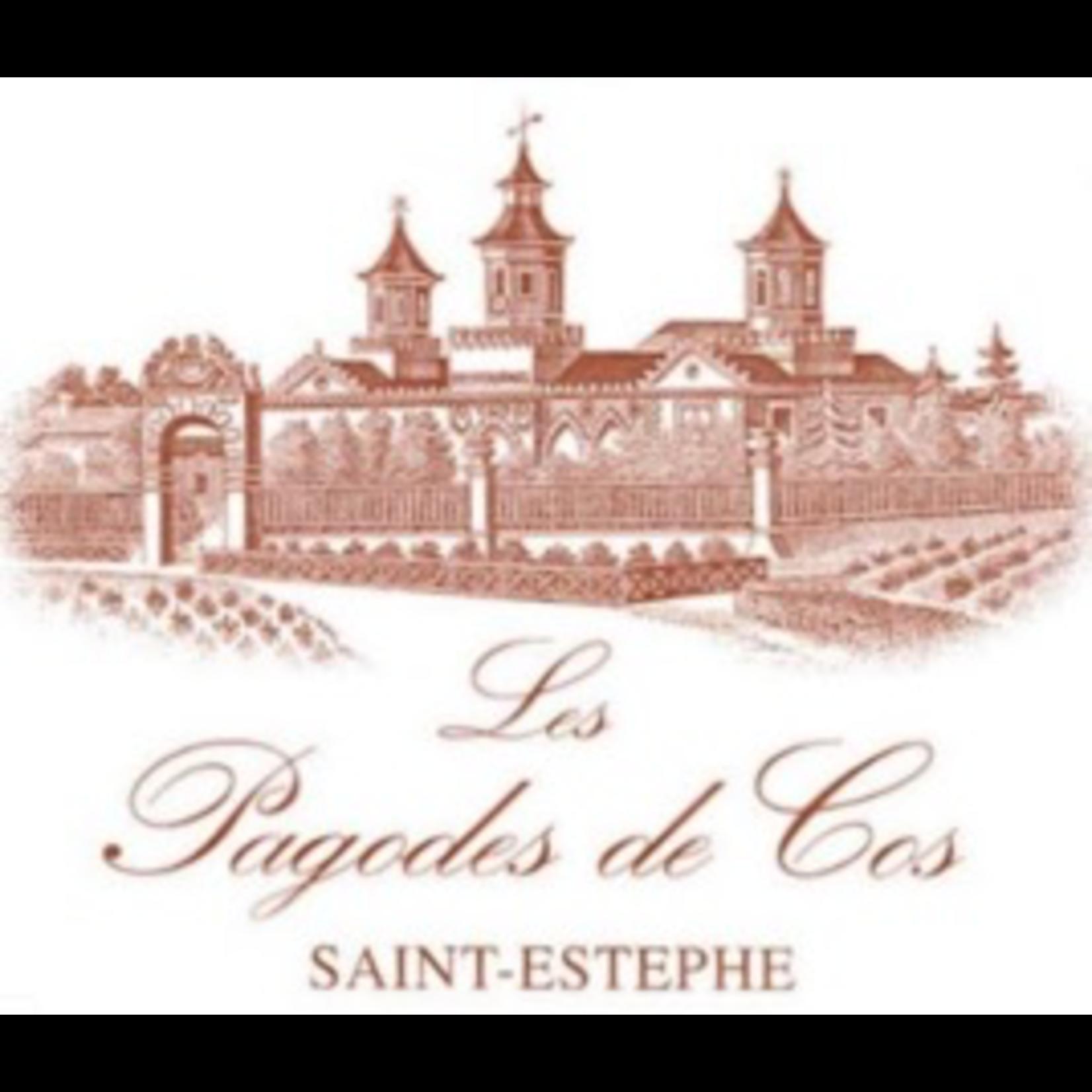 Wine Les Pagodes de Cos 2014 1.5L