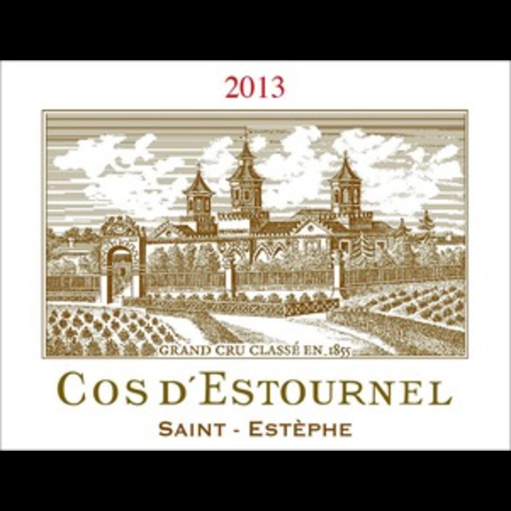 Wine Cos d'Estournel 2012