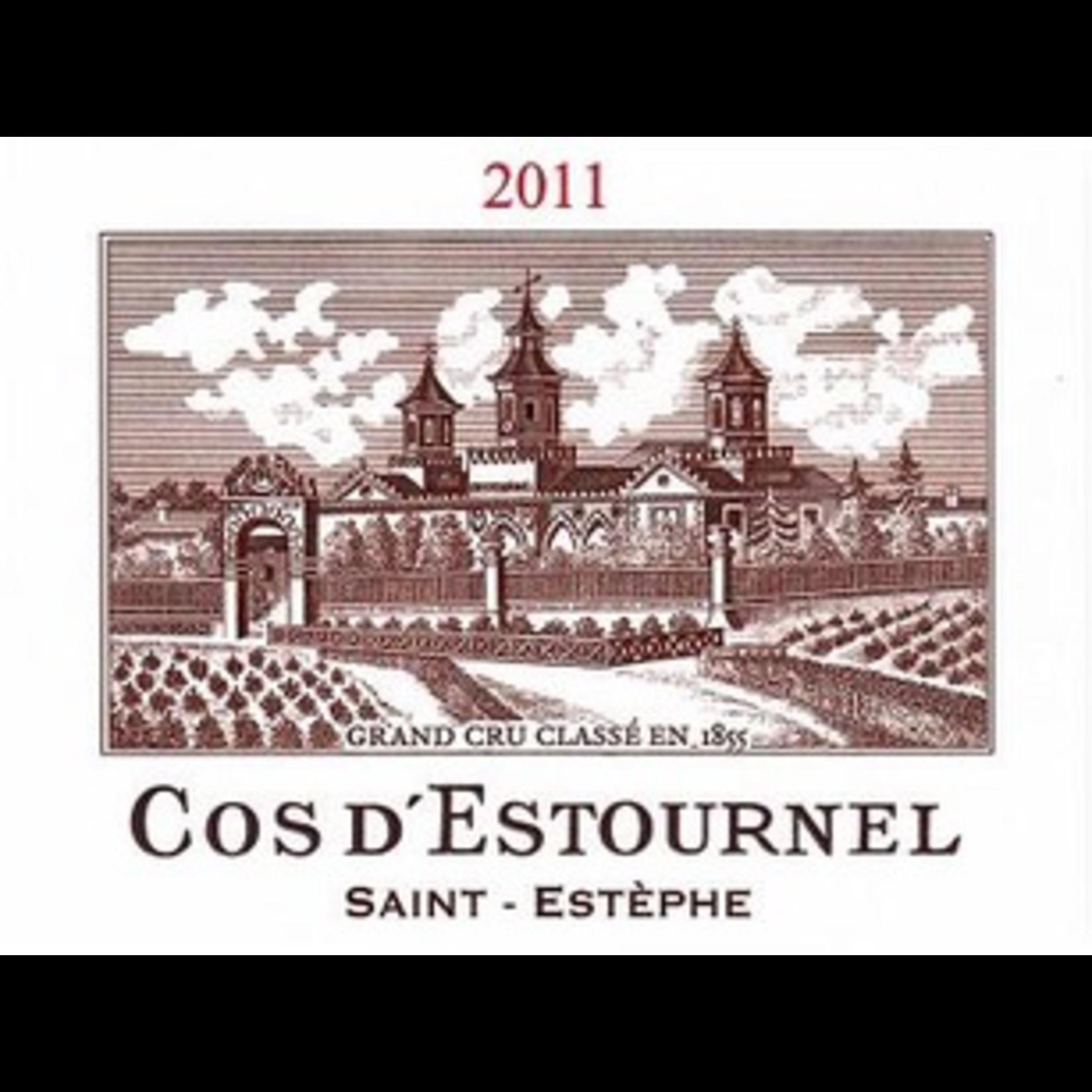 Wine Cos d'Estournel 2011