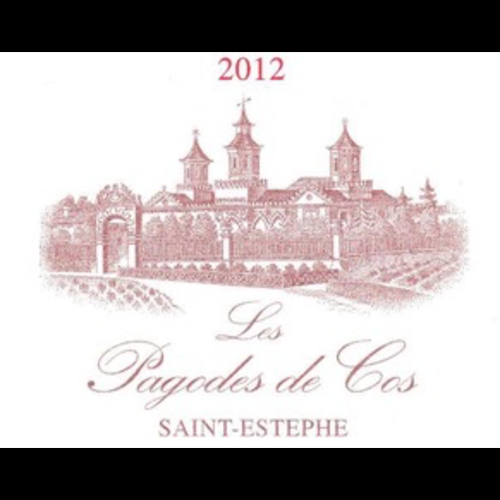 Wine Pagodes de Cos 2012 1.5L