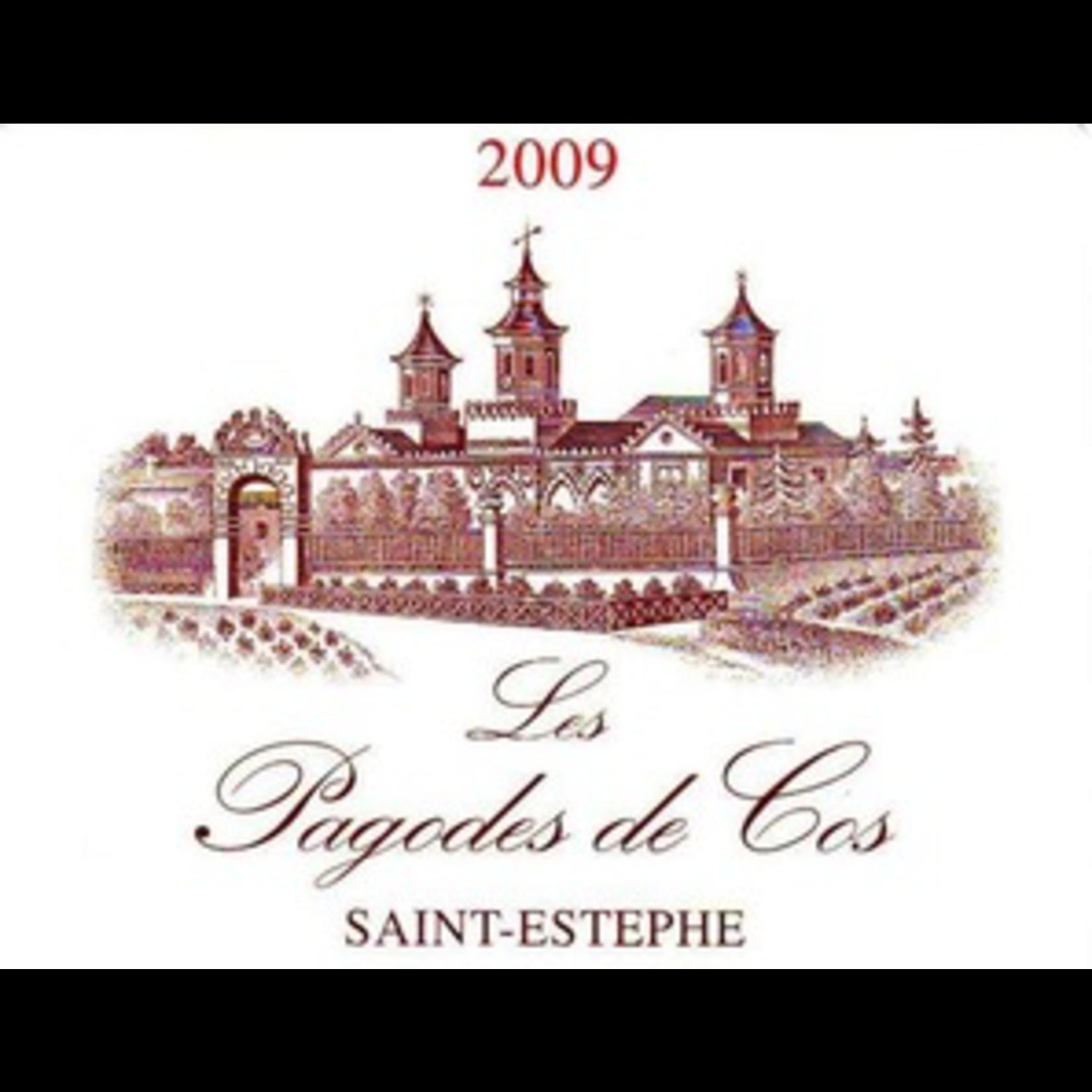 Wine Les Pagodes de Cos 2009