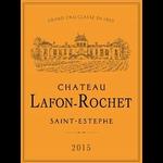 Wine Chateau Lafon Rochet 2015