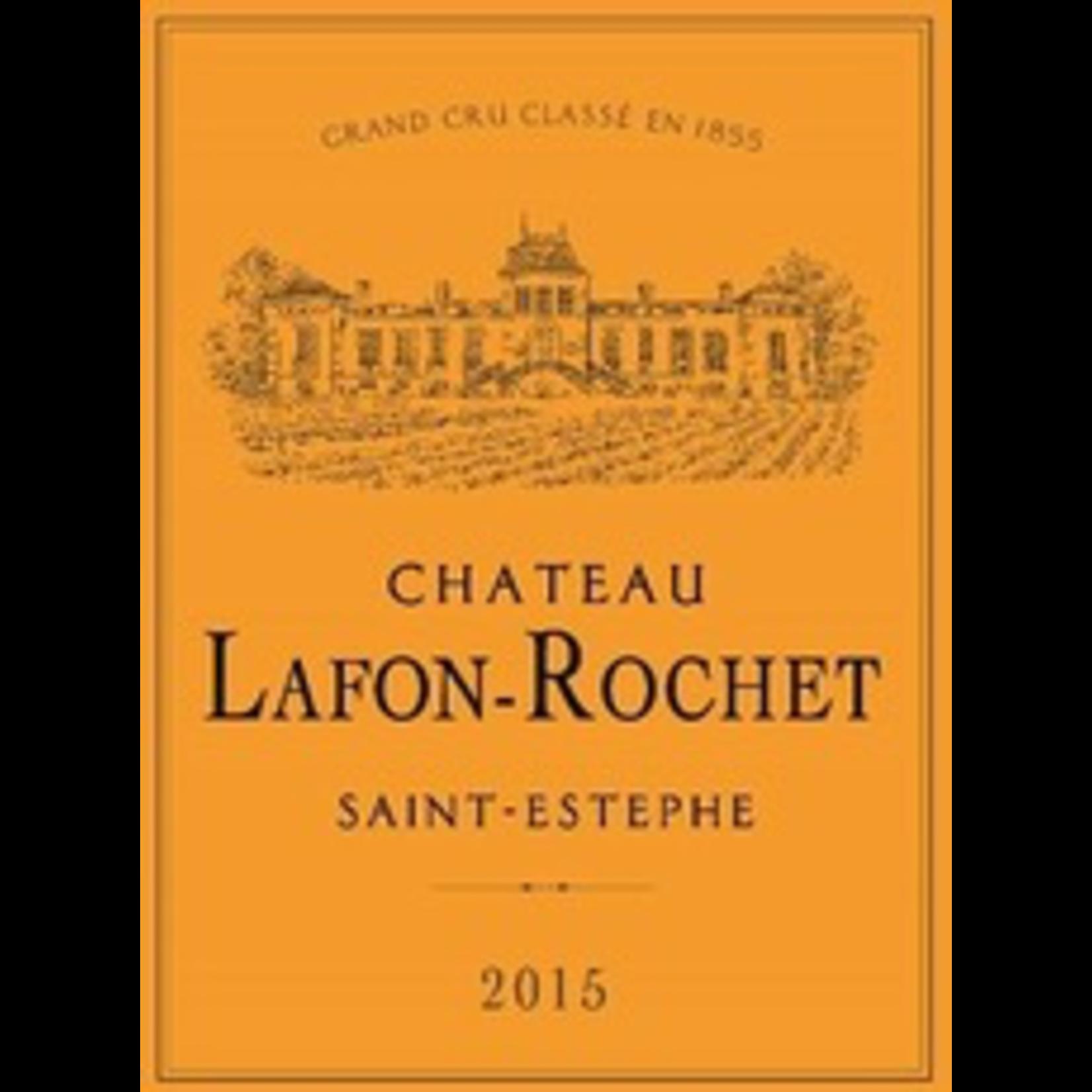 Chateau Lafon Rochet 2015