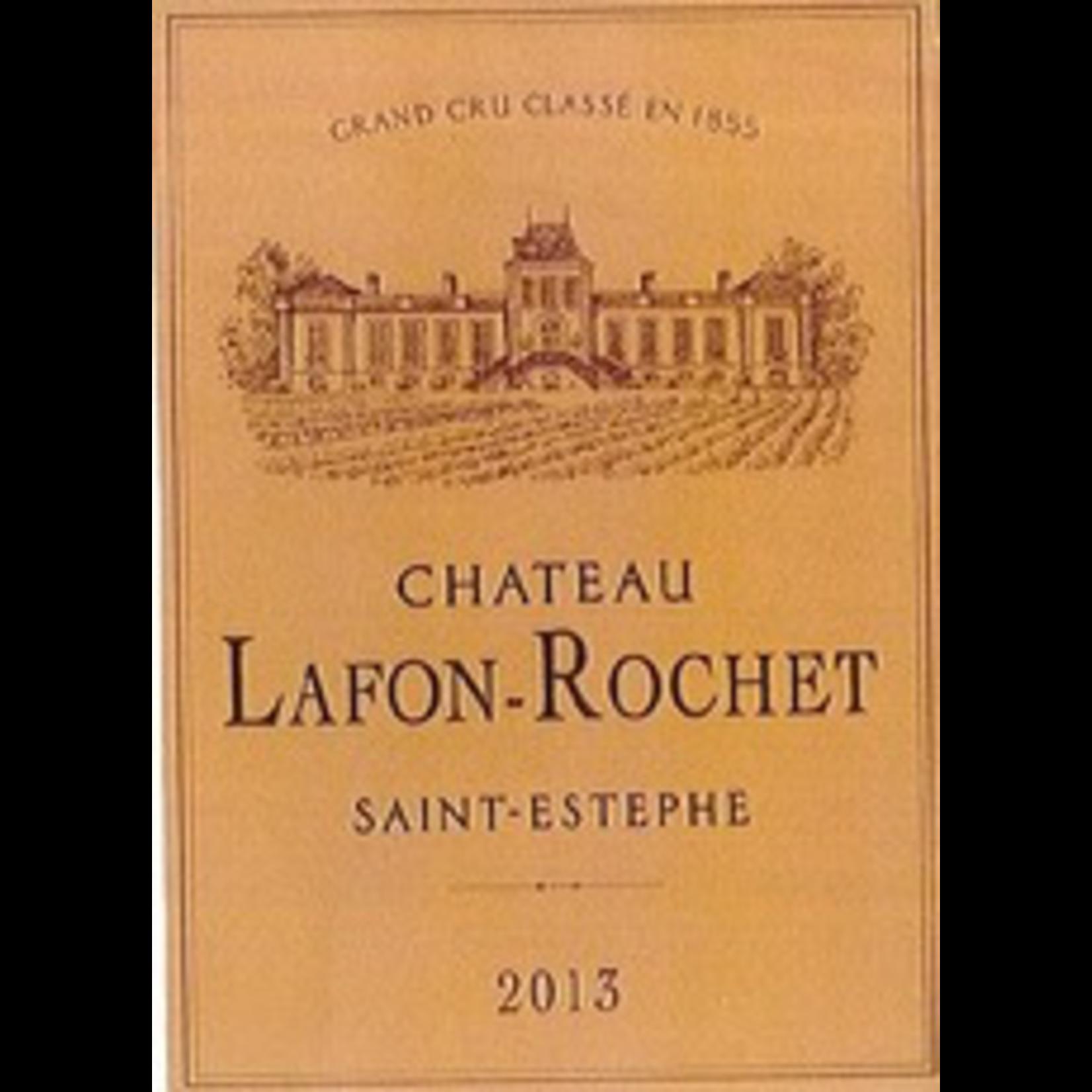 Chateau Lafon-Rochet 2013
