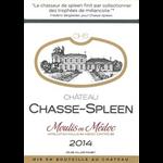 Wine Chateau Chasse-Spleen 2014 375ml
