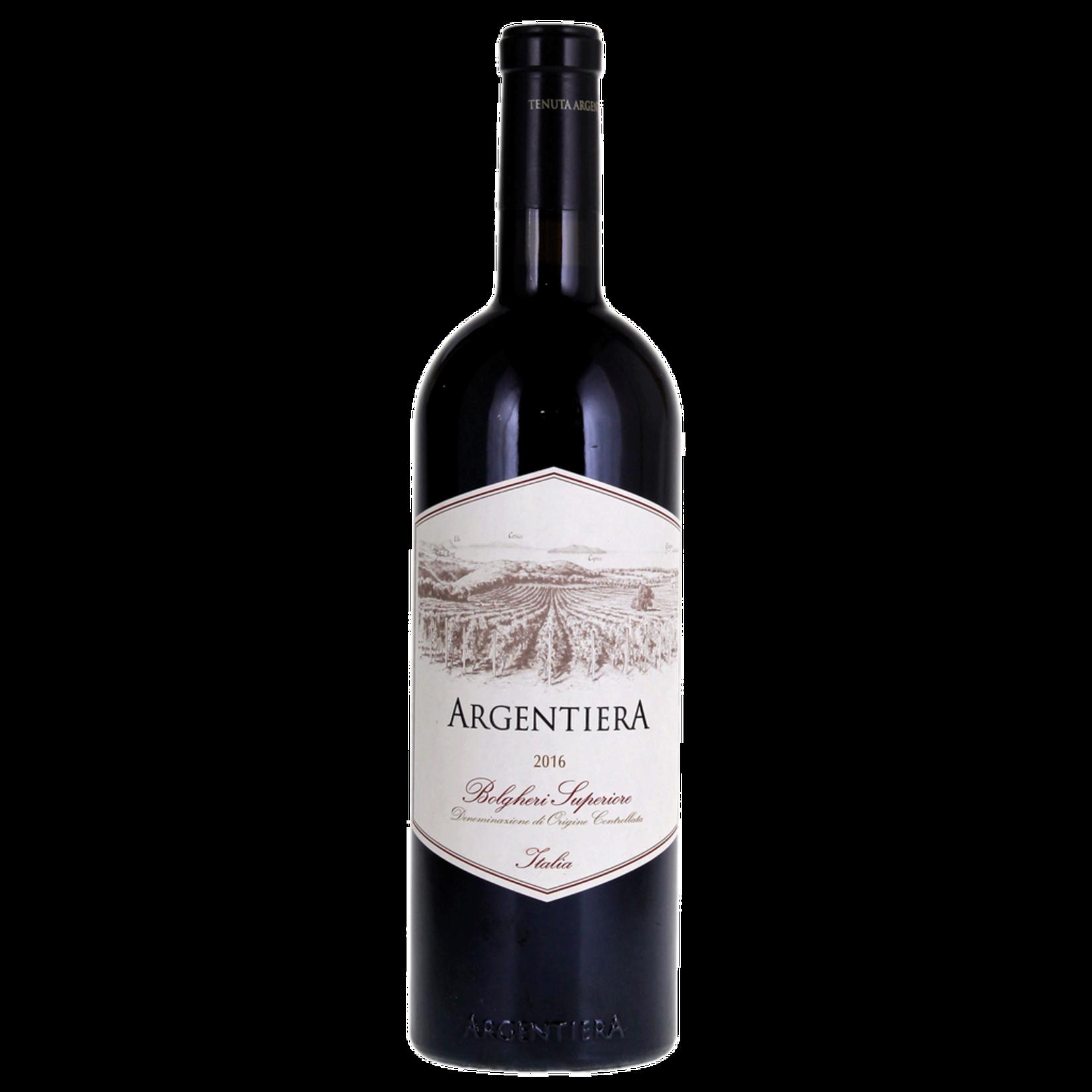 Wine Tenuta Argentiera Bolgheri Superiore 2016
