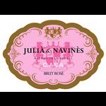 Sparkling Julia & Navines Cava Brut Rose Methode Traditionnelle