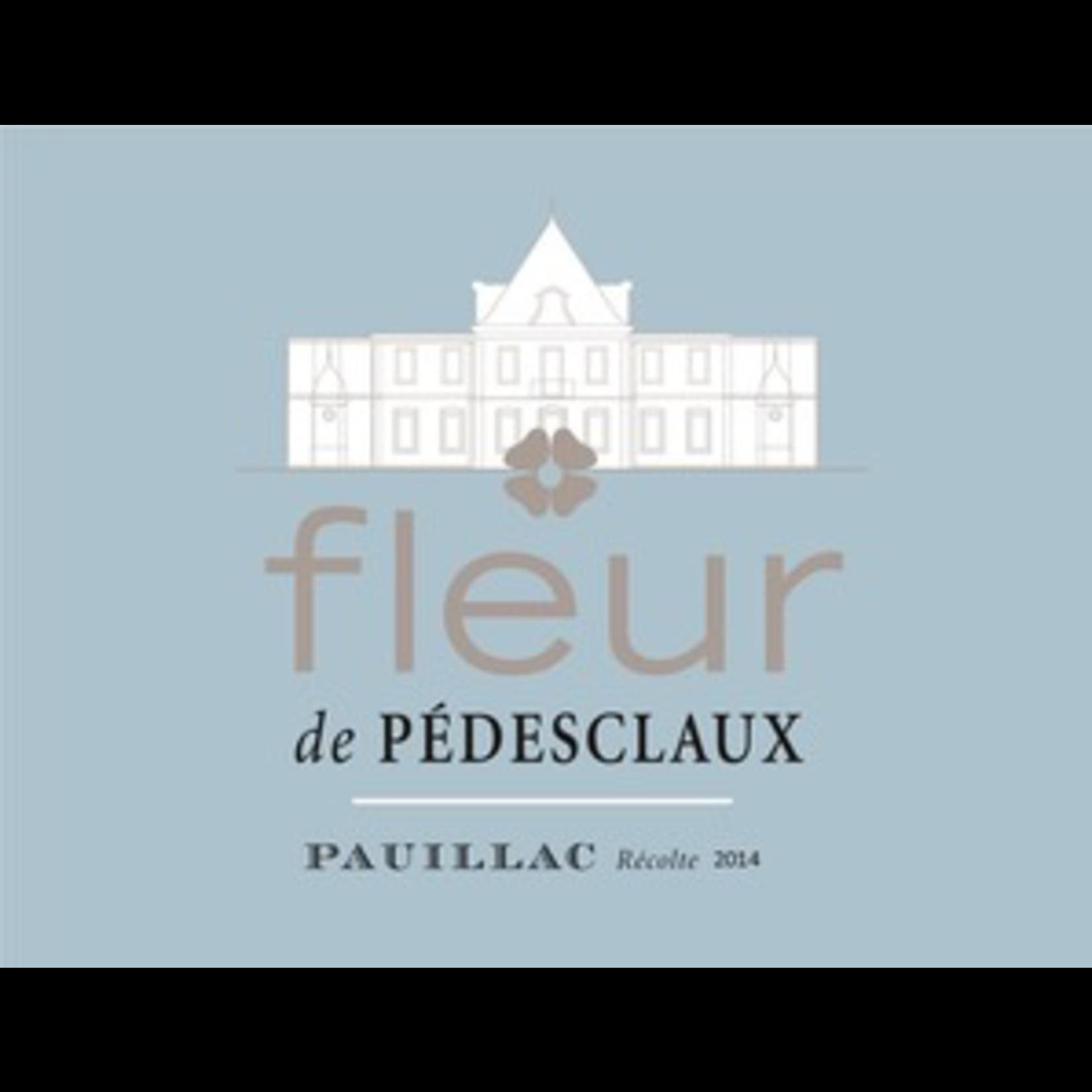 Chateau Pedesclaux Fleur de Pedesclaux 2018