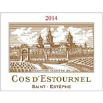 Wine Cos d'Estournel 2014