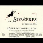 Wine Clos des Fees Les Sorcieres Blanc  2018